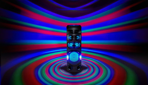 Sony MHC-V72D / fot. Sony