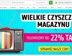 Prześwietlamy promocję Sferis: telewizory nawet do 22% taniej!