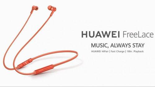 HUAWEI FreeLace / fot. Huawei