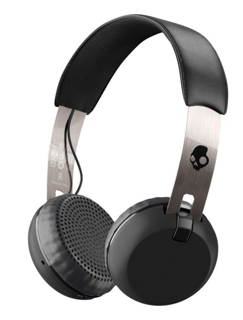 Skullcandy Grind Wireless On-Ear / fot. Skullcandy