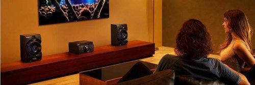 Sony MHC-M20: a może kino domowe? / fot. Sony
