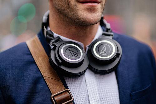 Audio-Technica ATH-M50xBT / fot. Audio-Technica