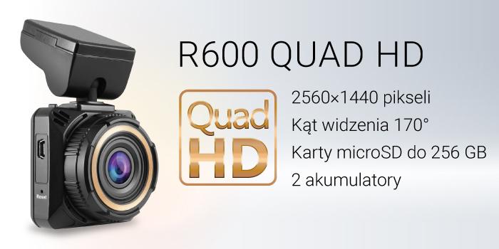 Navitel R600 QUAD HD / fot. Navitel