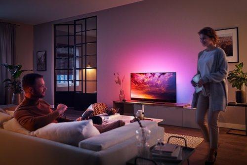 Trzecia generacja procesora P5 w telewizorach Philips OLED z kolekcji 2019 / fot. Philips