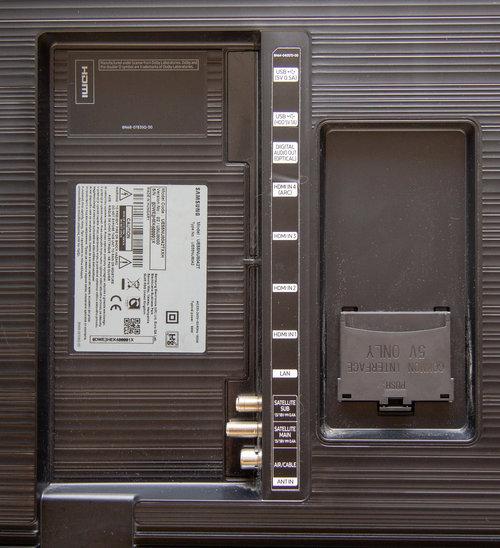Samsung UE55NU8042 / fot. techManiaK.pl