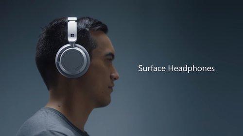 Słuchawki Microsoft Surface / fot. Microsoft
