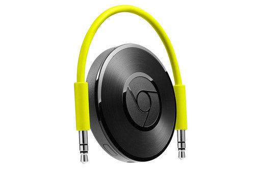 Google Chromecast Audio / fot. Google