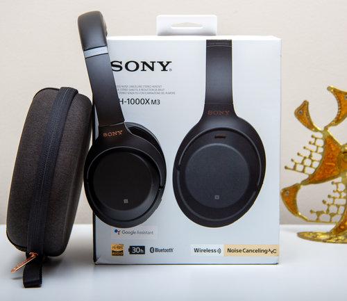 Sony WH-1000XM3 / fot. techManiaK.pl