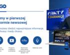 Rusza TVN24 GO czyli platforma VOD z newsami. Znamy ceny pakietów