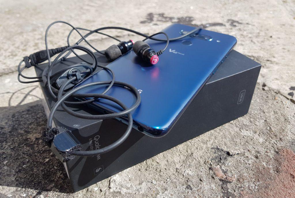 LG V40: najlepszy muzyczny smartfon?