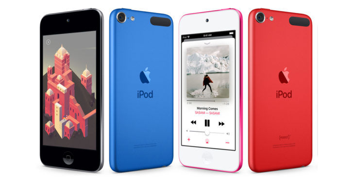 Apple iPod touch / fot. Apple