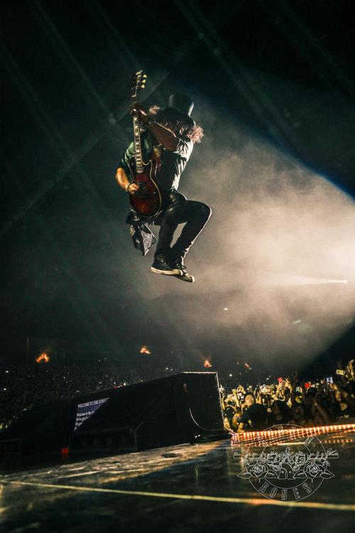 Guns N 'Roses / fot. www.gunsnroses.com