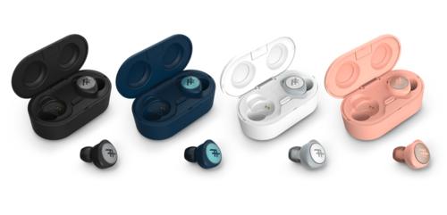IFROGZ AIRTIME Truly Wireless: dostępne kolory / fot. IFROGZ