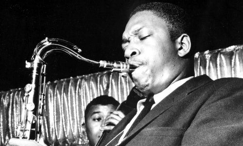 John Coltrane / fot. www.udiscovermusic.com