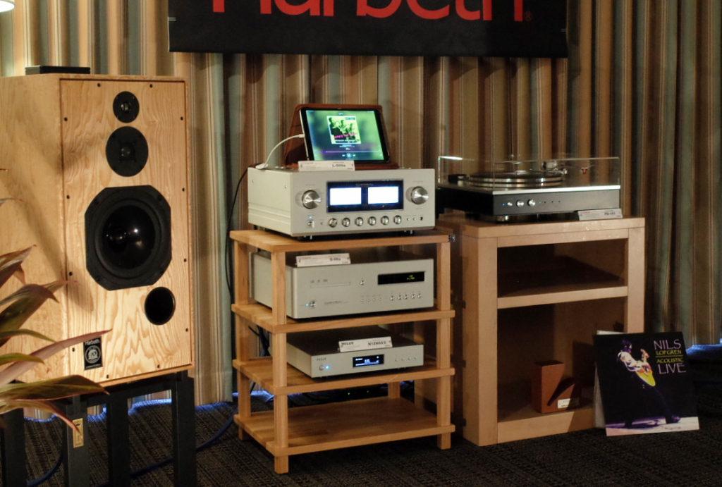 Luxman L-509X / fot. audio-head.com