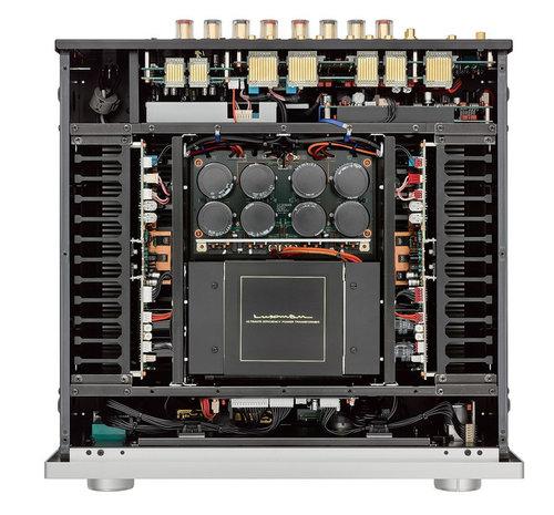 Luxman L-509X: wnętrze / fot. Luxman