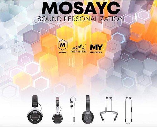 MOSAYC sound personalization i Beyerdynamics / fot. Mimi