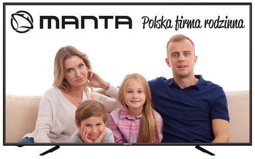 Manta 65LUA58L EMPEROR / fot. Manta