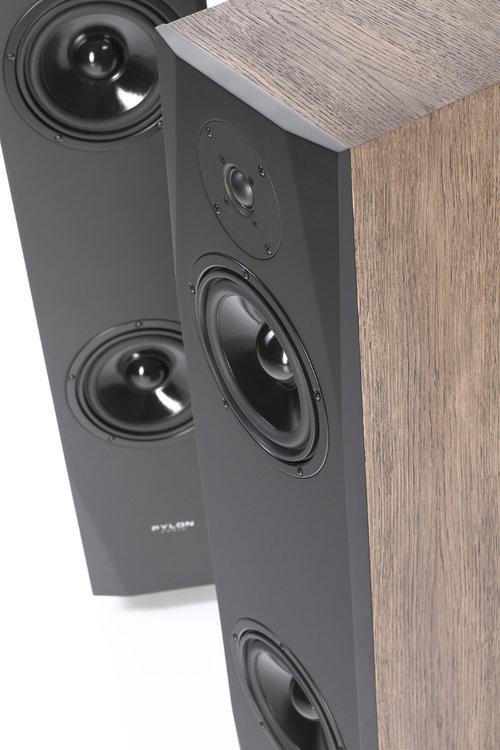 Pylon Audio Sapphire 25 / fot. Pylon Audio
