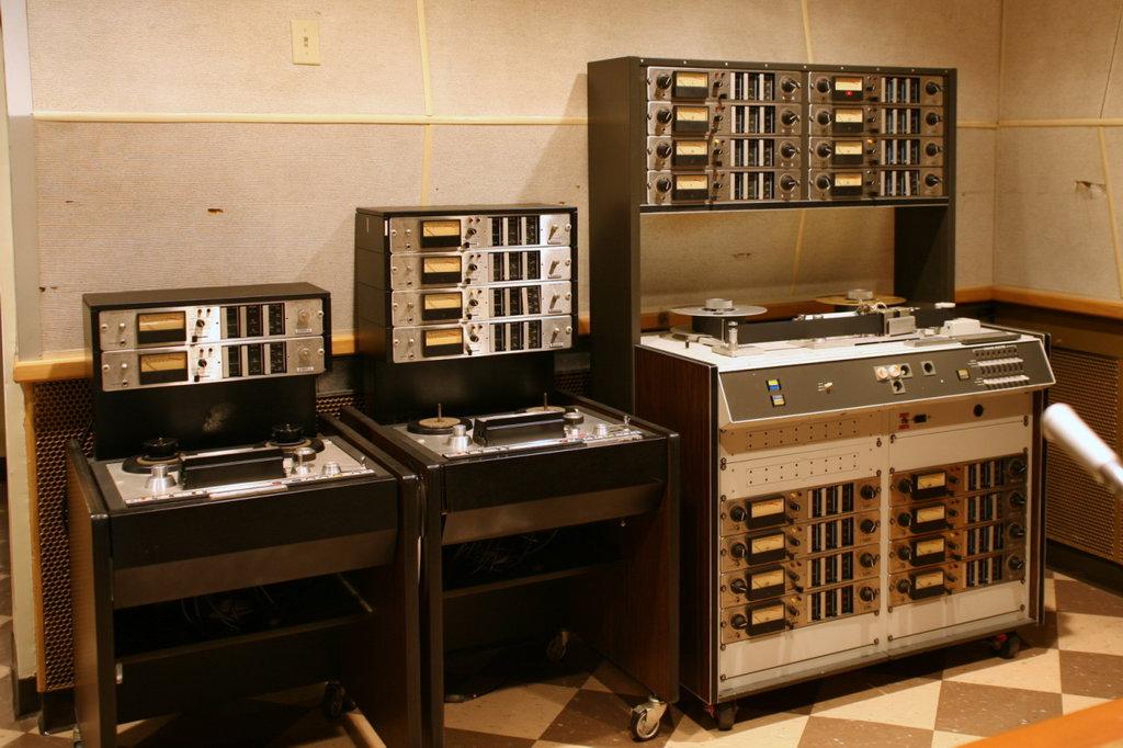 RCA Studio B: nagrania wielościeżkowe / fot. Wikipedia