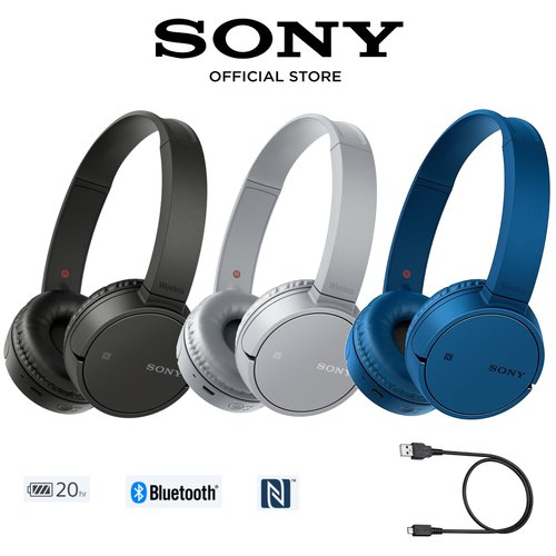 Sony WH-CH500 / fot. Sony