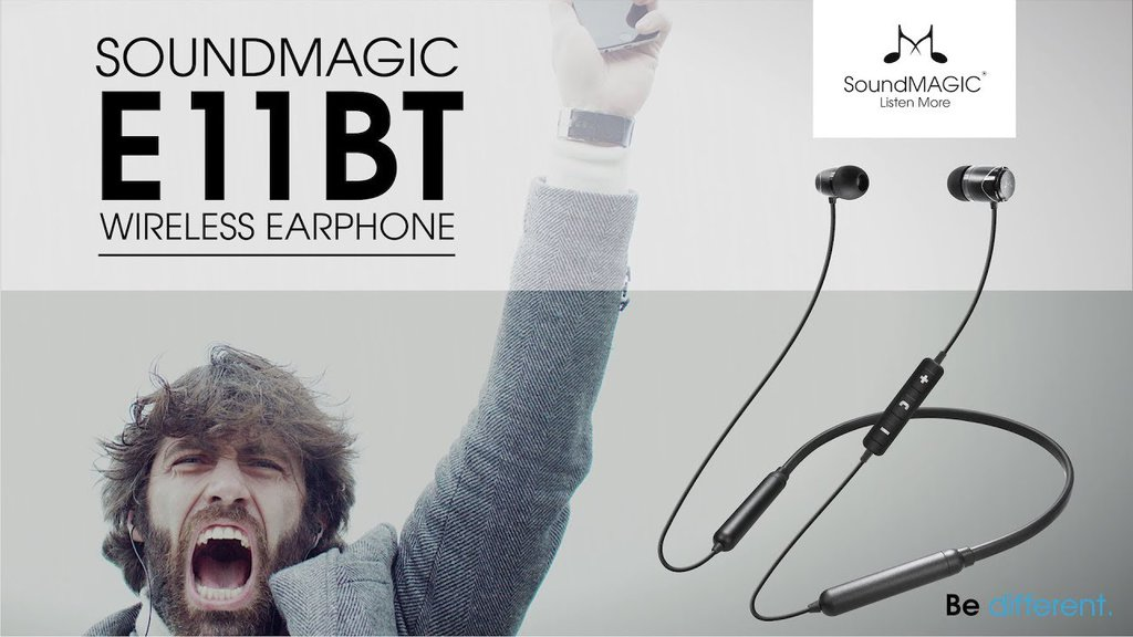 SoundMAGIC E11 BT / fot. SoundMAGIC