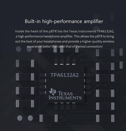 TPA6132A2 / fot. Texas Instruments