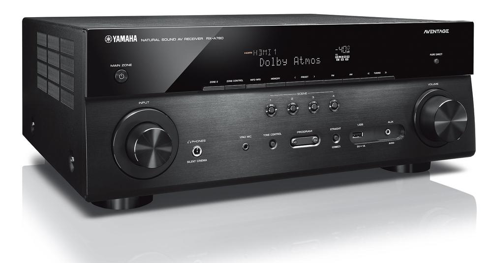 Yamaha RX-A780 / fot. Yamaha