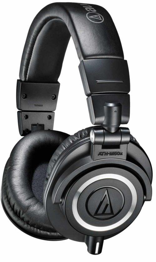 Audio-Technica ATH-M50x / fot. Audio-Technica