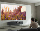 LG HU85LA - świetny projektor 4K krótkiego rzutu. Tylko ta cena...