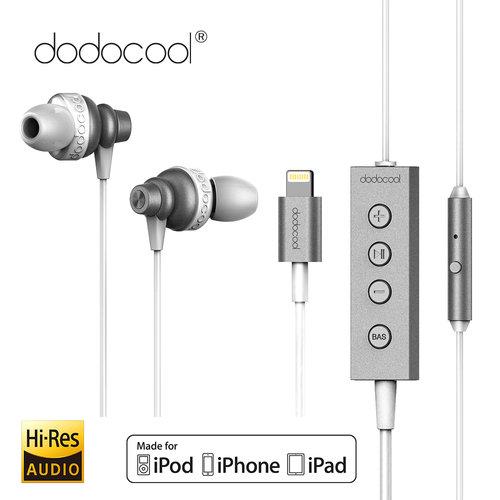 Dodocool MFi: przykład słuchawek Hi-Res do Apple w niezłej cenie / fot. aliexpress.com