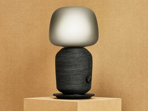 IKEA Symfonisk: lampa / fot. Ikea