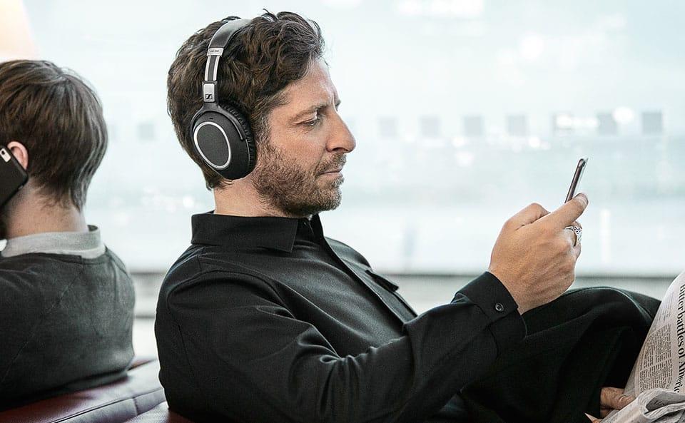 Sennheiser PXC 550 Wireless / fot. Sennheiser
