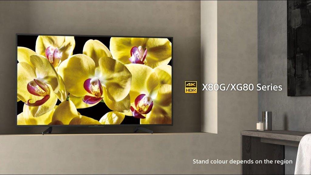 Sony KD-43XG8096 / fot. Sony