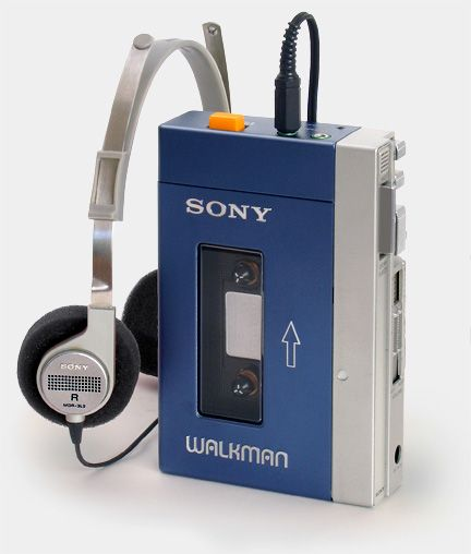 Sony Walkman / fot. Sony