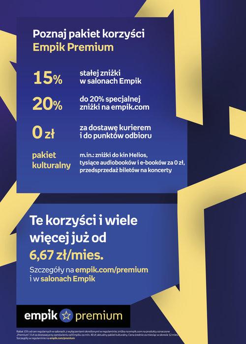Empik Premium: korzyści / fot. Empik