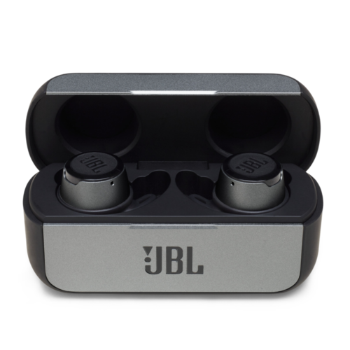 JBL Reflect Flow: wersja czarna / fot. JBL