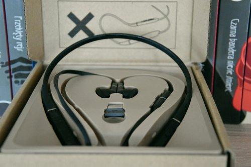 Jabra Evolve 65e misterne zapakowanie / fot. techManiaK