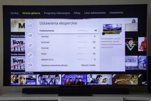 Samsung QE65Q90R / fot. techManiaK.pl