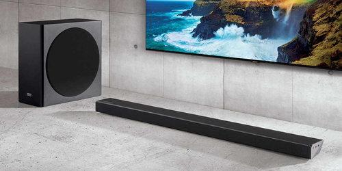 Samsung Soundbar Q70R / fot. Samsung