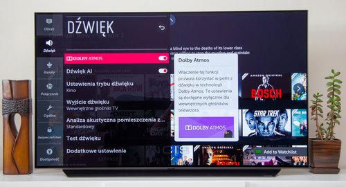 LG OLED55C9 / fot. techManiaK.pl