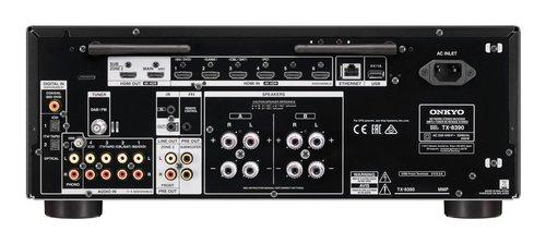 Onkyo TX-8390 tył / fot. Onkyo