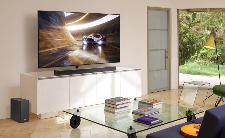 Soundbar Q90R / fot. Samsung
