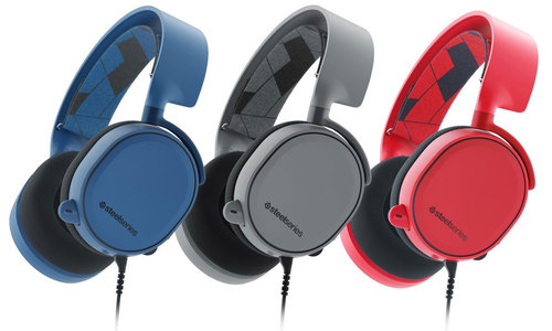SteelSeries Arctis 3 / fot. SteelSeries