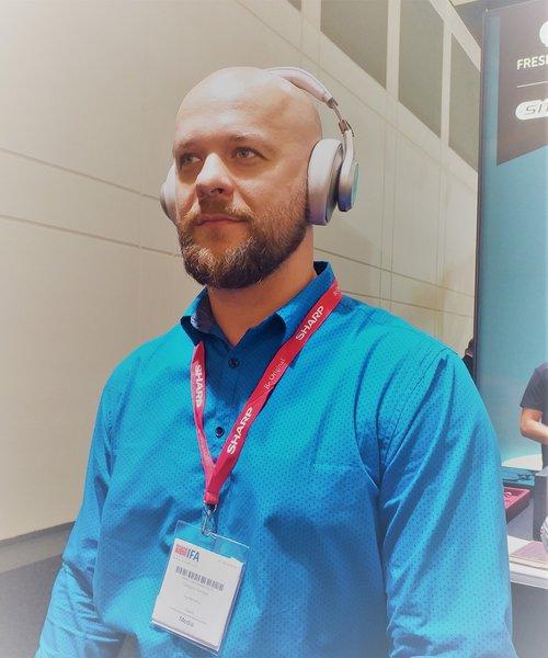 Fresh 'n Rebel Clam ANC DGTL: techManiaK pod wrażeniem redukcji hałasu / fot. techManiaK