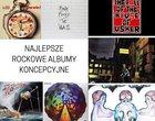 Najlepsze rockowe albumy koncepcyjne. TOP-15