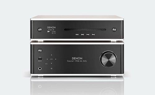 Denon PMA-150H: zestaw z odtwarzaczem / fot. Denon