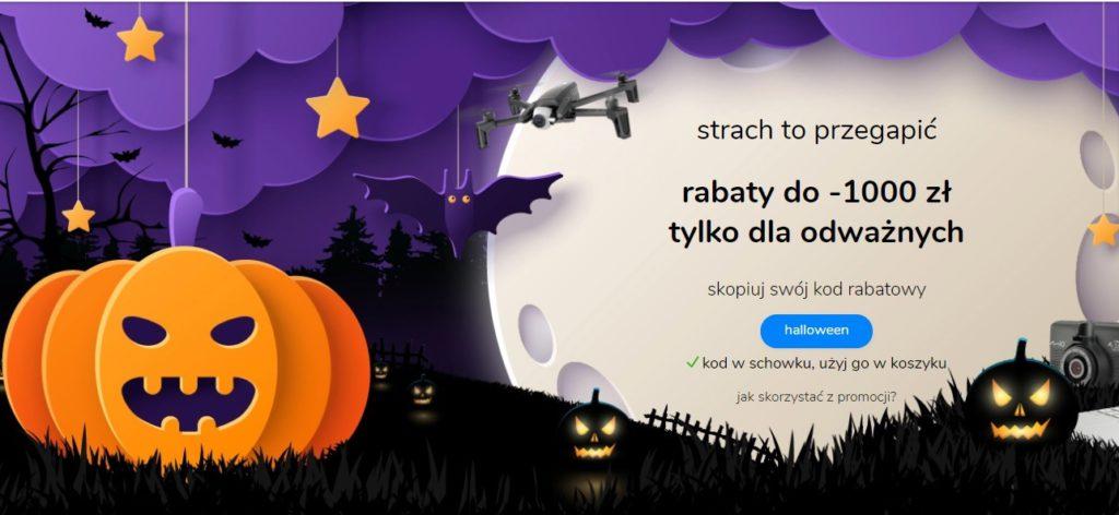 Halloween w x-kom / fot. x-kom