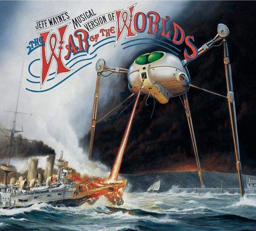 "Jeff Wayne ""Jeff Wayne's Musical Version of The War of the Worlds"""