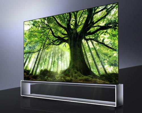 LG OLED 8K / fot. LG